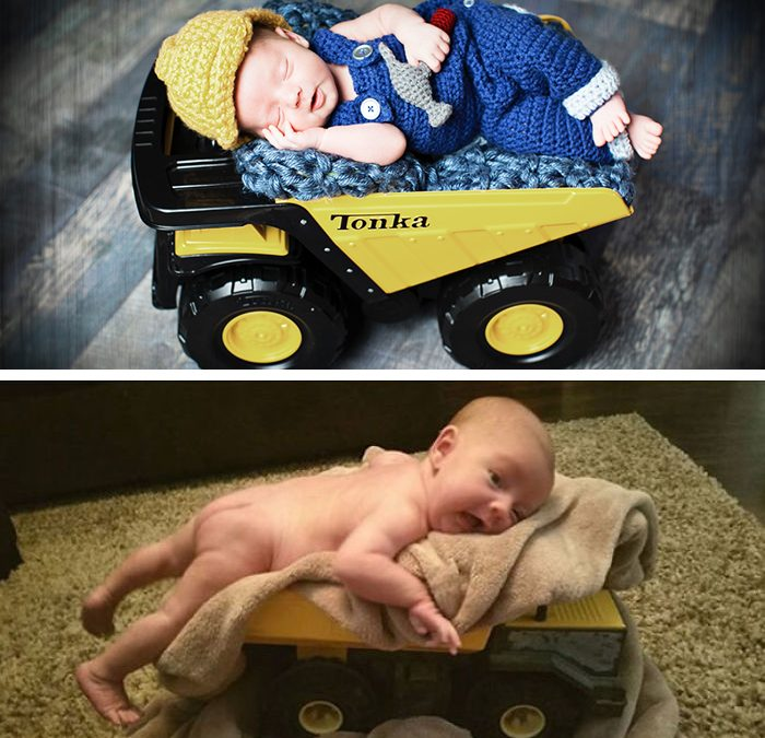 Why Newborn Photography Is Not DIY