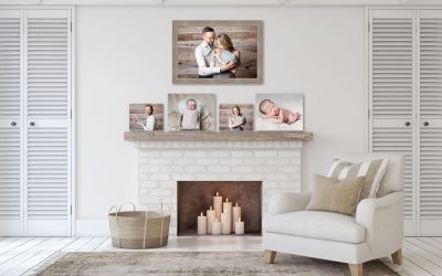 Decorating Your Home with Maternity and Newborn Photography