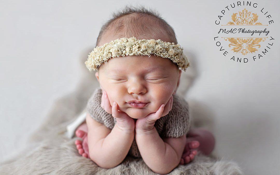 Miss Brynn Newborn Photography Session